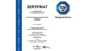 Qualitätsmanagement nach neuer ISO 9001:2015