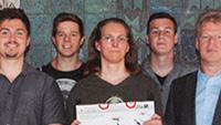 VisionTools Azubi mit Heinrich-Hertz-Preis ausgezeichnet