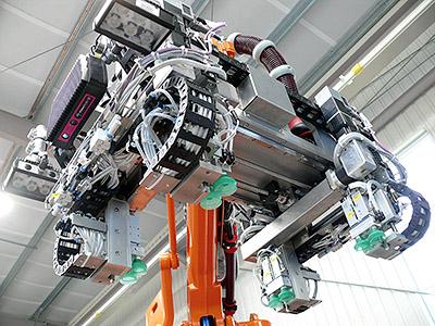 TOPOchecker: Der neue KLT-Greifer von MFI - powered by VisionTools