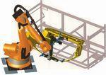 3D Positionsbestimmung Roboter