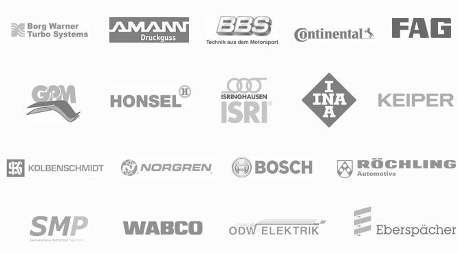 Referenzen Automobilzulieferindustrie
