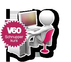 V60 Schnupperkurs Anmeldung